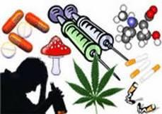 Distintos tipos de drogas